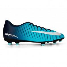 Adidasi Fotbal Nike Mercurial Vortex 3 FG -Adidasi Originali-Ghete Fotbal, Marime: 41, 42, 42.5, 43, 44, 45, Culoare: Din imagine, Barbati, Iarba: 1