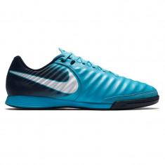 Adidasi Fotbal Nike Tiempo X Ligera IV IC -Adidasi Fotbal Originali - Ghete fotbal Nike, Marime: 39, 40, 40.5, 41, 42, Culoare: Din imagine, Barbati, Teren sintetic
