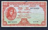 Irlanda 10 Shillings 1968 P#63