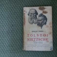 STEFAN ZWEIG - TOLSTOI NIETZSCHE