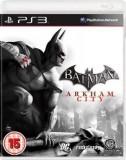 Batman Arkham City - PS3 [Second hand], Actiune, 3+, Single player