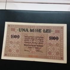 Bancnote romanesti 1000lei bgr cu stampila - Bancnota romaneasca