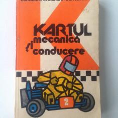 Kartul-mecanica si conducere/C-tin Gradinaru/Dan Vaiteanu/1982