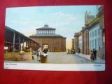 Ilustrata Spania -Las Palmas - Piata , cca.1900 - piesa clasica, Necirculata, Printata