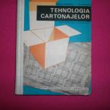 Tehnologia Cartonajelor - Fica Herscovici, Leonida Plesoianu - Carti Constructii