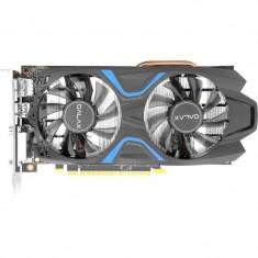 Placa video GALAXY nVidia KFA2 GeForce GTX 1050 TI EX OC Black 4GB DDR5 128bit - Placa video PC
