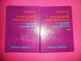 Tratat de patologie chirurgicala,Nicolae Angelescu 2 volume