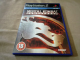 Joc Mortal Kombat Armageddon PS2, original, alte sute de jocuri!, Actiune, 16+, Multiplayer