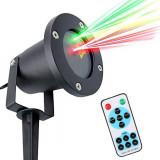Laser Exterior Craciun Telecomanda