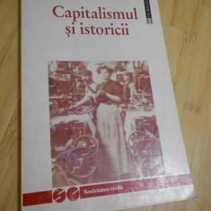 F. A. HAYEK--CAPITALISMUL SI ISTORICII