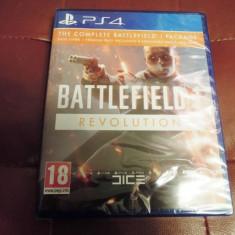 Battlefield I Revolution complete, PS4, sigilat, alte sute de jocuri! - Jocuri PS4, Shooting, 18+, Multiplayer