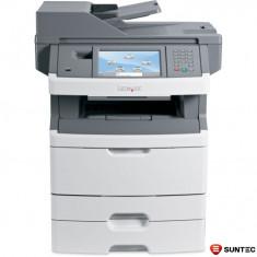 Imprimanta Multifunctionala laser monocrom Lexmark x466de 34S7904 + tava suplimentara bonus (cartus 15000 pagini)
