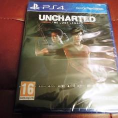 Uncharted the Lost Legacy, PS4, sigilat, alte sute de jocuri! - Jocuri PS4, Shooting, 18+, Multiplayer