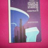 Utilajul si tehnologia lucrarilor de instalatii in constructii - Ioan Ffrangopol - Carti Constructii