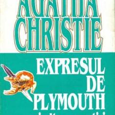 Expresul de Plymouth - Agatha Christie - Carte politiste