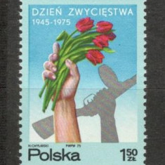 Polonia.1975 30 ani Victoria KP.221 - Timbre straine, Nestampilat
