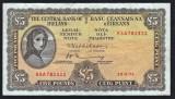 Irlanda 5 Pound 1974 P#65c