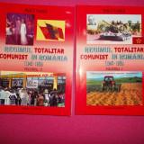Regimul Totalitar Comunist In Romania 1945 - 1989 2 Volume - Istorie