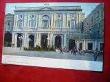 Ilustrata clasica Malta - Piata Victoria si Biblioteca Publica cca.1900, Necirculata, Printata