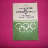 Ioan Tomescu Probleme De Combinatorica - Carte Matematica