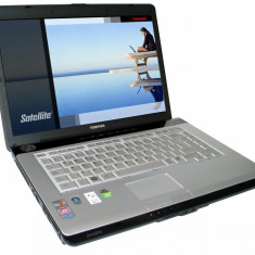 Laptop Toshiba A200, Intel Core 2 Duo, Diagonala ecran: 15, 500 GB