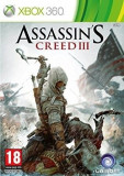 Assasin's Creed III - XBOX 360  [Second hand], Actiune, 18+, Single player