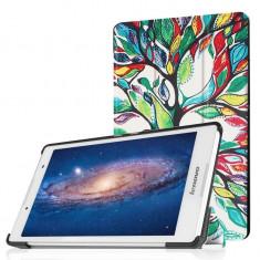 Husa Premium Slim Tree pentru tableta Lenovo Tab2 A8-50 - Husa Tableta