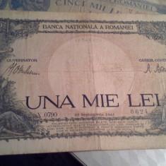 1000 LEI 1941 +CADOU 500,5000 ,LEI DEFECTE/790