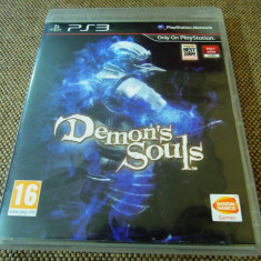 Joc Demon's Souls, PS3, original, alte sute de jocuri! - Jocuri PS3 Capcom, Role playing, 18+, Single player