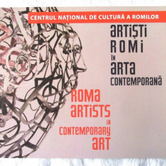 ARTISTI ROMI IN ARTA CONTEMPORANA - E. Raportoru  pictura / M. Petre sculptura, Alta editura