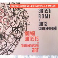 ARTISTI ROMI IN ARTA CONTEMPORANA - E. Raportoru pictura / M. Petre sculptura - Album Pictura