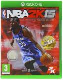 NBA 2K15  - XBOX ONE [Second hand], Sporturi, Multiplayer, 3+