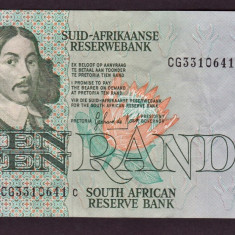 Africa de Sud 10 Rand C.L.Stals [4] 1982-85 120c - bancnota africa