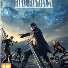 Final Fantasy XV – XBOX ONE [Second hand] - Jocuri Xbox One, Role playing, 3+, Single player