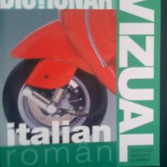 Dictionar VIZUAL ITALIAN ROMAN - ed Litera - Curs Limba Italiana