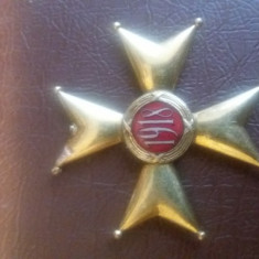 Ordin Polonia 1918., Europa