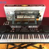 Orga electronica MQ-809USB Boxe, MP3, USB, Microfon Claviatura 61clape