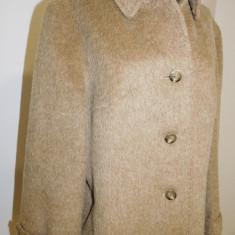 JACHETA PAR DE CAMILA NR 44 - 46 - Palton dama, Culoare: Din imagine, Lana