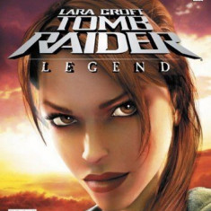 Lara Croft Tomb Raider Legend - XBOX 360 [Second hand] - Jocuri Xbox 360, Actiune, 16+, Multiplayer