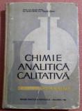 Chimie Analitica Calitativa. Semimicroanaliza - R.  Ripan, E. Popper, C. Liteanu, Didactica si Pedagogica