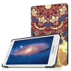 Husa Premium Slim Tribal pentru tableta Lenovo Tab2 A8-50 - Husa Tableta