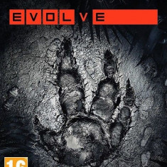 EVOLVE - XBOX ONE [Second hand], Shooting, Multiplayer, 18+