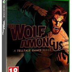 The Wolf among us - XBOX ONE [Second hand] fm - Jocuri Xbox One, Actiune, 18+, Multiplayer