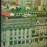 CPI (B9614) CARTE POSTALA - TIMISOARA. VEDERE GENERALA, TRAMVAI - Carte Postala Banat dupa 1918, Circulata, Fotografie