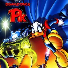 Disney's Donald Duck PK - PS2 [Second hand] - Jocuri PS2, Actiune, Toate varstele, Single player