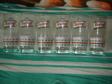 Set 6 pahare de bere Noi   Bucegi