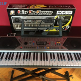 Orga electronica MQ-001UF Boxe,MP3,USB,Microfon,Claviatura 61 clape