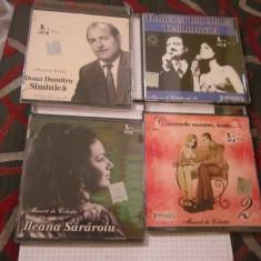 8 cd muzica originale c sp - Muzica Lautareasca