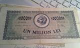 1000000 LEI 1947 +CADOU 500,5000 ,LEI DEFECTE/1187