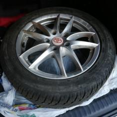 4x anvelope de iarna Dunlop cu jante Toyota - Anvelope iarna Dunlop, Latime: 205, Inaltime: 55, R16C